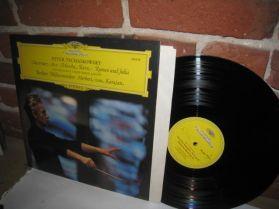Tschaikowsky - Tchaikovsky 1812 - Romeo and Juliet - Karajan - Classical LP