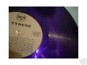Tyrese -  Sweet Lady - Lord Tarique - Darkchild RMX - R+B Purple 6 Trk 12 EP