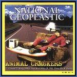 Animal Crackers - National Geoplastic - Breaks - Turntablist - LP