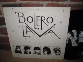 Bolero Lava - Click of the clock / Inevitable - vancouver Canada Pop Punk Dance 80`s -