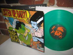 """Electric Frankenstein - Listen Up, Baby - Punk 10"""""""