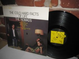 """The Nomads - The Cold Hard Facts Of Life Swedish Garage Punk Canadian Covers 10"""""""
