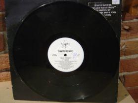 """David Bowie - Hallo Spaceboy - Eno - Pet Shop Boys - Promo - 90`s Dance 12"""""""
