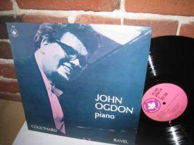 John Ogdon - Ravel - Gaspard De La Nuit - Jean Coulthard - 1969 -  Classical LP