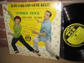 "Judy Garland - Gene Kelly - Summer Stock - OST -10"""