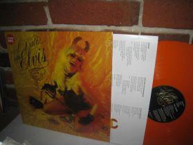 Cramps - A Date With Elvis - Psychobilly Punk - Orange Vinyl 180 Grm LP