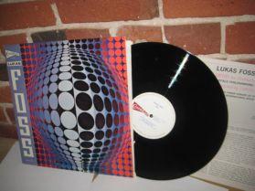 Lukas Foss - GEOD - 20th Century Classical - LP