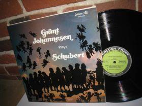 Schubert - Piano Sonata and Landler - Grant Johannesen - 1978 Classical LP