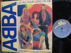 ABBA - Lay All Your Love On Me - 80s Electro Disco - 12