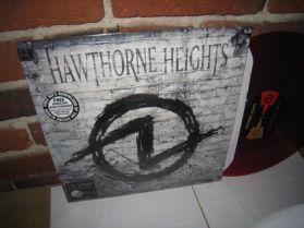 Hawthorne Heights - Zero - 2013 Post Hardcore Rock Pop Punk Red Vinyl 180 Grm LP