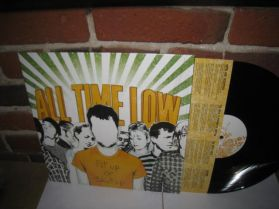"""All Time Low - Put Up Or Shut Up - 2006 Pop Punk 7 Trk 12"""" EP"""