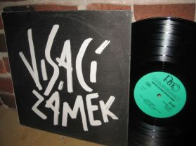 Visací Zámek - Visací Zámek - Czechoslovakia Punk Rock LP