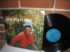 Sam Fletcher - The Look Of Love - The Sound of Soul - Pop Northern Soul LP