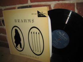 Brahms - String Quartet No. 1 in C minor, Op. 51/1 - Amadeus Quartet - Classical LP