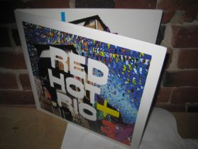 Red Hot + Rio 2 - Nova Tropicalia - Brazil - Indie Rock - Downtempo - 3LP