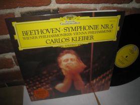 Beethoven -Symphony No 5 Kleiber 1975 Quintessential Interpretation Classical 180 G LP