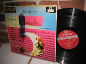Beethoven - Symphony No. 5 - Solti - VPO - London - Underrated Classical LP