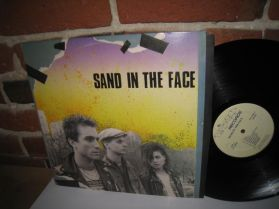 Sand In The Face - Sand In The Face - 1986 Hardcore Punk LP