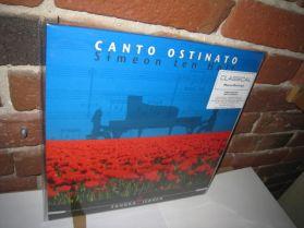 Simeon Ten Holt - Canto Ostinato - 2008 20th Century Classical 180 Grm 2LP