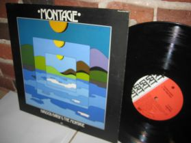Hagood Hardy and the Montagne - Bossa + Funky Jazz Canadian Talent Library LP