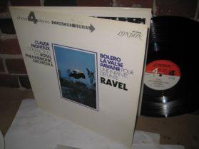 Ravel - Claude Monteux - Bolero - La Valse - Pavane Pour Une Infante - Classical LP