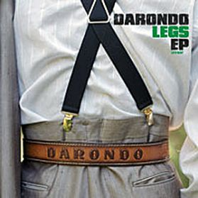 Darondo - Legs EP - Funk - Soul - EP - 12