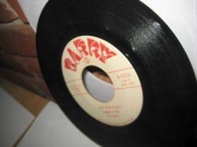 Ronny & The Daytonas - G.T.O. / Hot Rod Baby - 1964 Surf Rock - 7' - 45