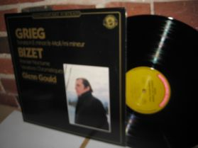 Grieg - Sonate In E-Minor - Glenn Gould - Georges Bizet - Classical - LP