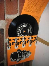 """Chapter 21 - United In Anger / Our Life - Oi Punk - 7"""""""