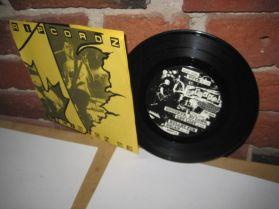 """Ripchordz - Decision 93 - Canada Punk - 45 - 7"""""""