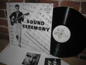 Sound Ceremony - Sound Ceremony - Ltd Ed Punk Rock LP + Postcards