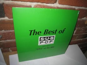"""Pissed Jeans - Best Of Sub Pop 2009-2013 Live At The BBC - RSD 2014 Punk 4 Trk 12"""" EP"""