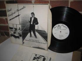 Bud Luxford Presents On Sale Inside - Rude Norton - UJ3RK5 - KBD Canada Punk LP