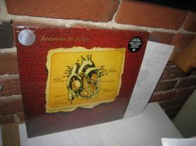 Heavens To Betsy - Calculated - Indie Punk RSD 2014 LP + Insert