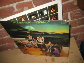 Three Dog Night - Naturally - Most Well Rounded Contribution - Rock LP