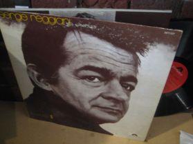 SERGE REGGIANI - POETES - Quebec French - LP
