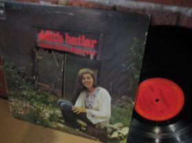 Edith Butler - AVANT D'ÊTRE DÉPAYSÉE - Canada French Folk - LP