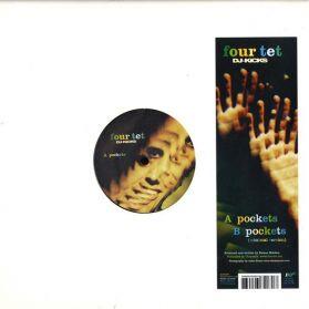 "Fourtet - Pockets - DJ Kicks - Downtempo  Electronic - Minimal 12"""