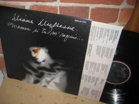DIANE DUFRESNE - Maman Si Tu M Voyais - Quebec Funky Disco Rock LP
