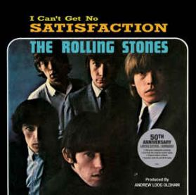 Rolling Stones - I Can't Get No Satisfaction - 50th Ann - 1965 Rock 180 Grm 3 Trk 12 EP