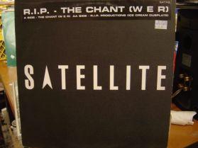 "R.I.P. - The Chant - Speed Garage 12"""