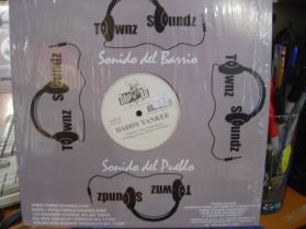 "Daddy Yankee - Gasolina - Dirty South Remix -  2005  Reggaeton 4 TRk 12"" EP"