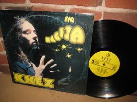 Knez - Kao Magija - Yugoslavian - 90`s Dance Rock - LP