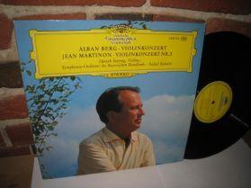 Alban Berg - Violinkonzert - Henryk Szeryng - Kubelik - Twelve-Tone 20thC Classical LP