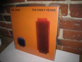 "Girl Band - The Early Years - 2015 Noise Punk Ltd 500 5 Trk 12"" EP + Lyric Insert"