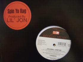 Elephant Man - Willie Bounce/Spin Ya Rag - feat. Lil'Jon New Dancehal