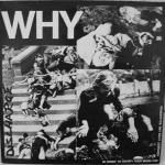 Discharge - Why - 1981 Hardcore Punk Rock LP
