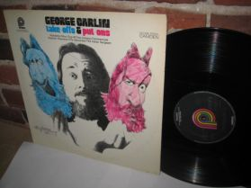 George Carlin - Take-Offs & Put-Ons - Canada Issue - Comedy LP