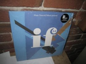 Ninja Tune and If Music Presents If 2.0 - Electronic Downtempo Jazz- RSD 180Grm 3LP