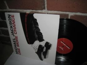 """Michael Jackson - One More Chance - Oakenfold - Ron G -  - R + B  6 Trk 12"""" EP"""